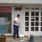 Biancardi y Cia Limitada usan pintura reciclada