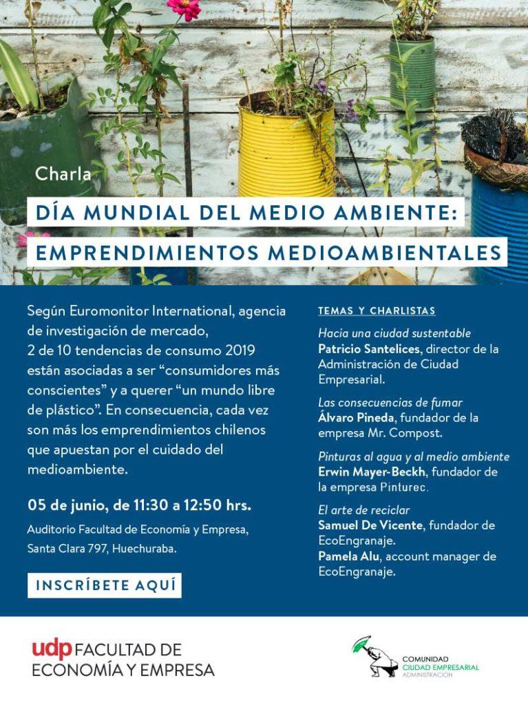Charla UDP Dia Mundial Medio Ambiente - Pinturec