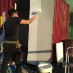 Contenedores JAC pintura reciclada pinturec