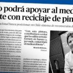 Diario Austral de Temuco entrevista a Pinturec
