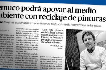 Austral Temuco entrevista Pinturec