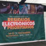 Feria residuos Pinturec en ciudad de Los Ángeles