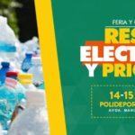 Pinturec en Feria y campaña de reciclaje de Residuos electrónicos y prioritarios 2018 en Los Ángeles