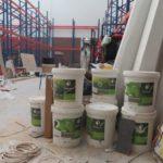 Felicitaciones a Empresa contratista Serviya por utilizar pintura reciclada