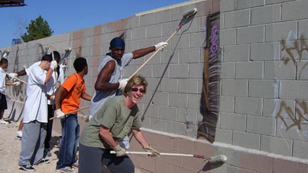 Pintura Mata Graffitis Reciclado Pinturec