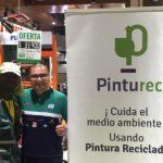 Capacitación de PINTUREC en Ferretería Orompello-Chilemat