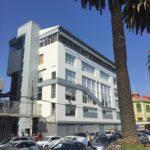 PUCV valparaiso sede Ruben pintura reciclada pinturec