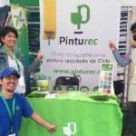"""Pinturec participando en """"ExpoRecicla"""" Temuco"""