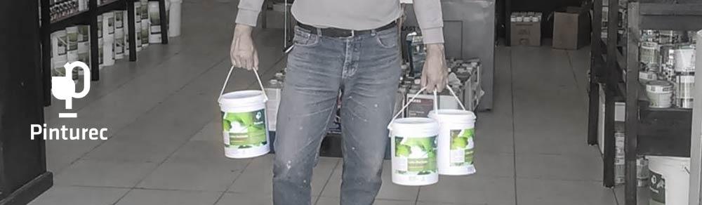distribuidor pintura reciclada pinturec