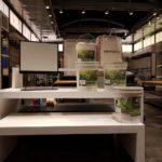 Serviya usa en tienda Aeropostales Pintura reciclada Pinturec