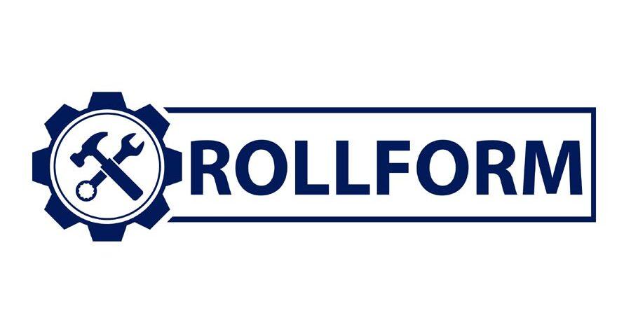 Logo rollform pintura reciclada perto montt