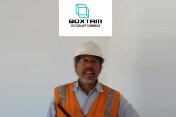 Boxtam usa pintura reciclada pinturec