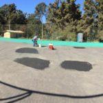 Constructora Támara Figueroa en Algarrobo usa pintura reciclada pinturec