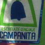 Escuela de Lenguaje Campanita con Pinturec