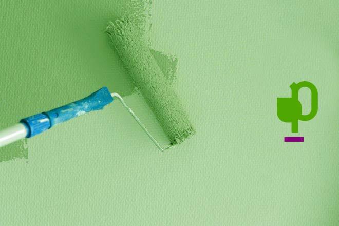 látex reciclado Pinturec