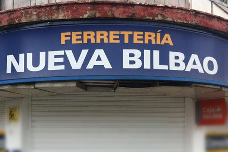 Ferreteria Nueva Bilbao Providencia