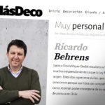 Más Deco entrevista a uno de los socios de PINTUREC