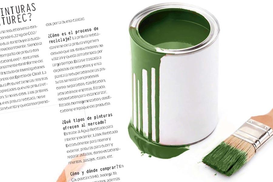MasDeco Pinturec pintura reciclada
